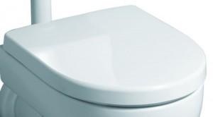 Toilettendeckel vom Herstller Keramag