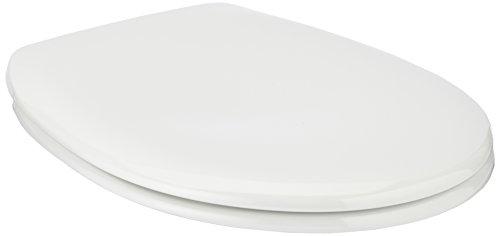 Duravit 0064290000 WC-Sitz mit Absenkautomatik Scharniere Edelstahl, weiß