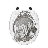WC-Sitz Kollektion Roses, Mathilde M