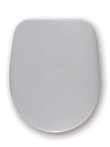 Haro Deltano WC-Sitz, weiß, Scharnier BVO-Spreizdübel D1302H; 511391