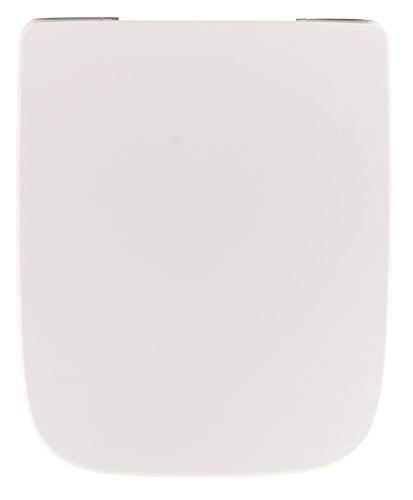 Keramag WC-Sitz Renova Nr.1 Plan eckige Ausführung Weiß 572110