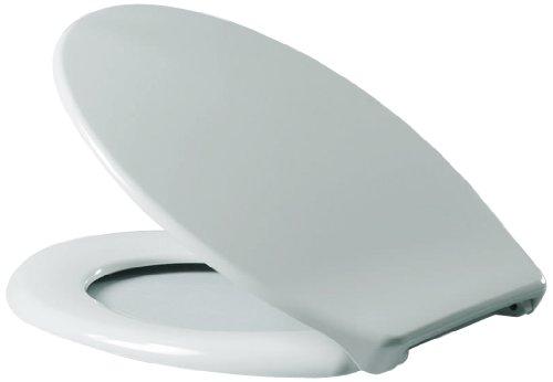 Sanifri 470011107 WC-Sitz Anafi weiß mit Standard Scharnier