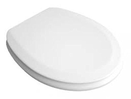 Adob, mit Absenkautomatik Gepolsterter soft-WC-Sitz beige, 69675