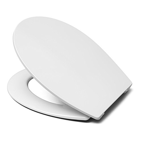 HARO WC-Sitz Revo Softclose weiß