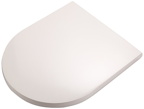 Laufen 8913300000001 WC-Sitz Kartell mit Deckel, weiß