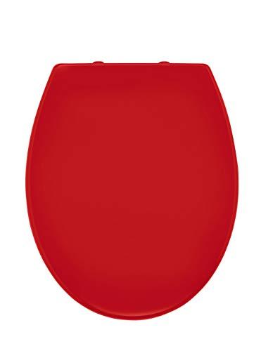 RIDDER WC-Sitz Miami mit Soft-Close rot