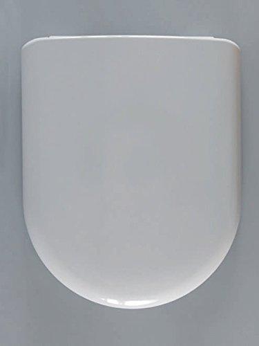 Wave SoftClose Premium WC-Sitz pergamon; Scharnier FastFixmutter C0402Y; 531055; passend zu Villeroy & Boch Magnum