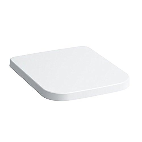 LAUFEN 891960 PRO S WC-Sitz mit Deckel, abnehmbar , weiß