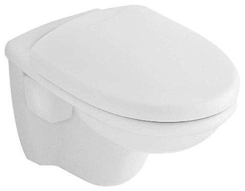 Villeroy & Boch 88266101 WC-Sitz Arriba, weiß