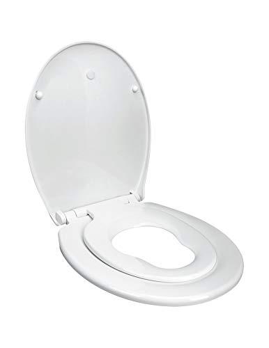 Tragbar Faltbarer Toilettentrainer für Unterwegs Besfair Kinder Toilettensitz