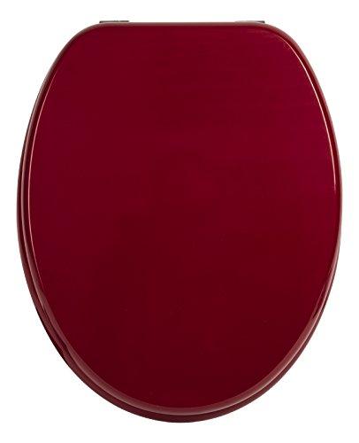 WC-Sitz Venezia, rot