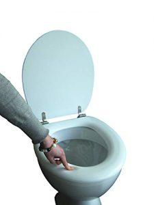 Weicher WC-Sitz
