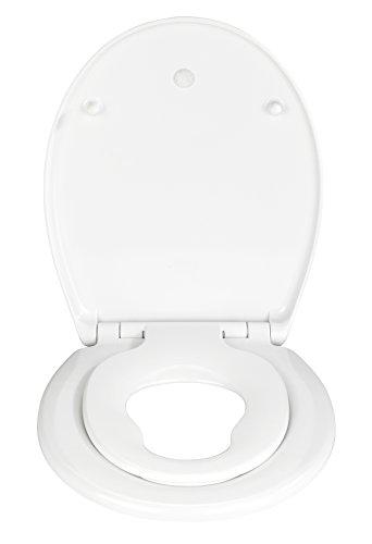 Tapa WC Delos Family Blanco, Easy