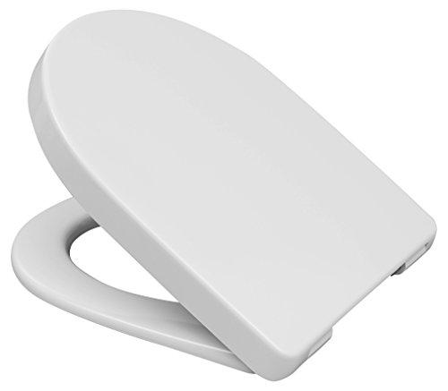 Hamberger 531552 WC-Sitz Samar SoftClose, mit Take-Off-Steckscharnier ES C0102G weiß