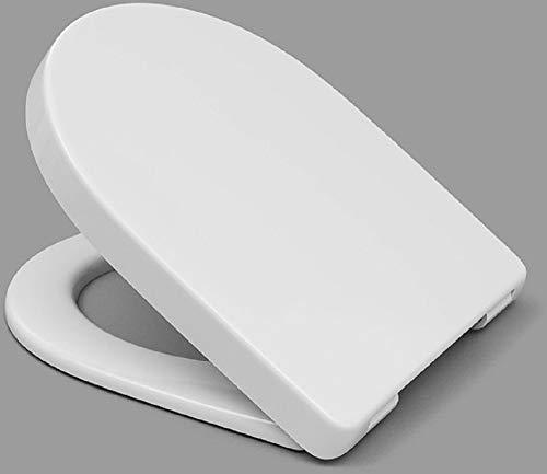 Haro Samar Wc Sitz weiß passend für Keramag iCon 20406 20400 | Renova Nr. 1 20305 20304 | 4U | Wrapover und TakeOff