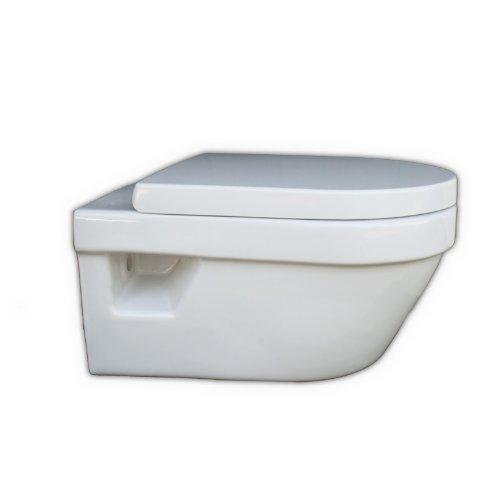 Villeroy & Boch Omnia architectura Tiefspül-WC mit C-Plus + WC-Sitz