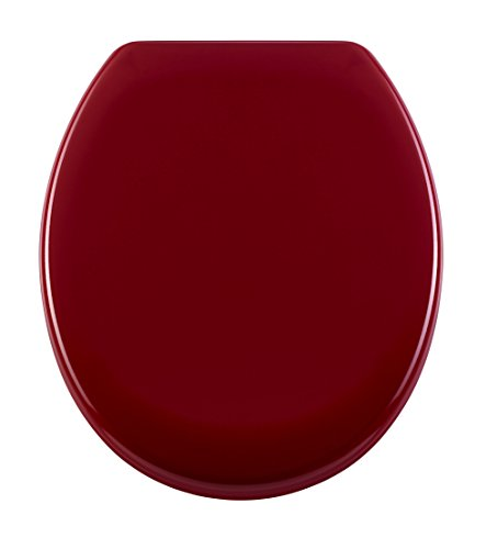 DIAQUA WC-Sitz Barbana Slow-Motion, RAL 3003, 40-45,5 x 37,5 cm, rot, 31166672