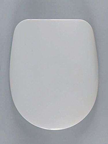 Haro Deltano WC-Sitz, manhattan, Scharnier BVO-Spreizdübel D1302H; 530815