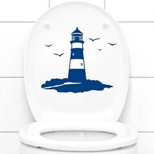 WC Deckel Leuchtturm