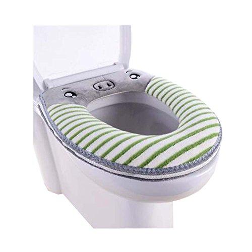 Schöner Gedämpfter Toilettensitz / Lovely Karikatur-Muster-Toiletten-Matte