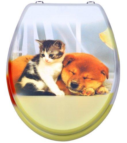 WC Sitz * Hund und Katze *