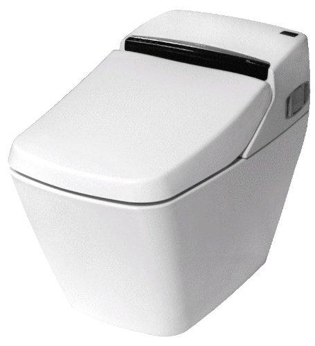 WACOR DuschWC VOVO PB707S Spülrandlos Rim free Tornadoflush Washlet Intimdusche Analdusche Komplettsystem Dusch-Toilette