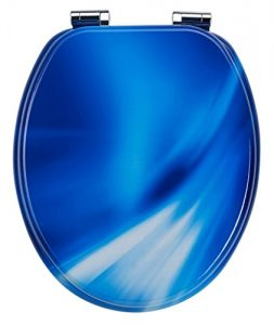 Klodeckel blau